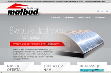 MATBUD - Budowa domów Ostróda