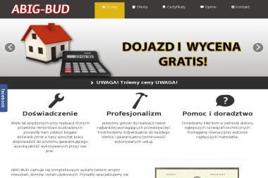 ABIG - BUD - Firma Remontowo-budowlana Taczanów