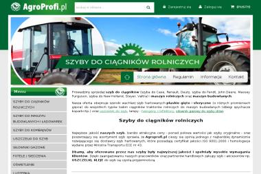 AgroProfi.pl - Ciągniki rolnicze Lubanowo