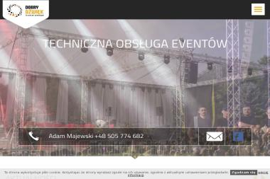 Dobry Dźwięk Acoustics Mateusz Kuźniarek - Nagłośnienie, oświetlenie Stęszew