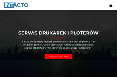 Intacto Sp. z o.o. - Programista Łódź