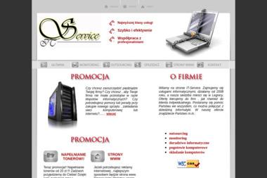 IT-Service Łukasz Banaszek - Strony internetowe Legnica