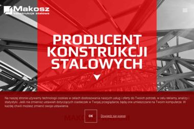 PPUH MAKOSZ Konstrukcje Stalowe Zbigniew Szust - Firmy inżynieryjne Maków