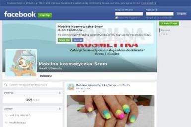 """Mobilny salon kosmetyczny """"JOANNA"""" - Stylista Łódź"""
