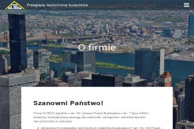 OLTECH Artur Milewski - Ochrona środowiska Warszawa