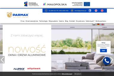 F.P.H.U. PARMAX S.C. - Okna Plastikowe 32-013 NIEGOWIĆ