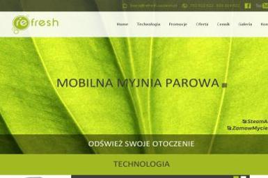 Refresh Maria Poprawska - Transport międzynarodowy Szczecin