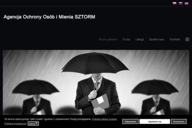 SZTORM Agencja Ochrony Osób i Mienia - Monitoring Gdańsk