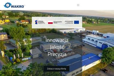 WAKRO Sp. z o.o. - Dostawcy i producenci Zdzieszowice