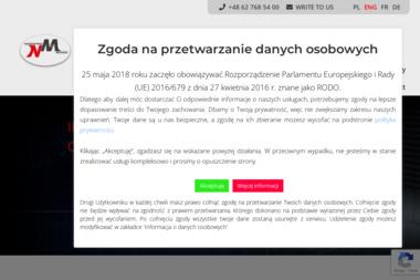 """Zakład Oprzyrządowania Technologicznego """" Narzędziownia WSK """" Sp. z o.o. - Toczenie Kalisz"""