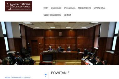 Kancelaria Adwokacka - Radca prawny Warszawa