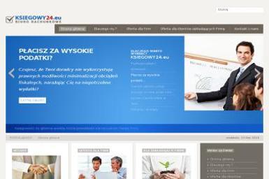 Biuro Rachunkowe Ksiegowy24.eu - Obsługa prawna firm Rzeszów