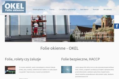 OKEL - Rolety Antywłamaniowe Raszyn