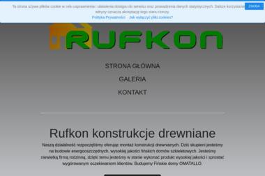 RUFKON - Domy szkieletowe Pułtusk
