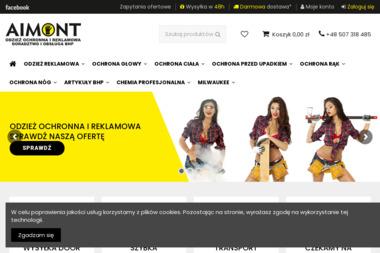 AIMONT - Firmy odzieżowe Busko Zdrój