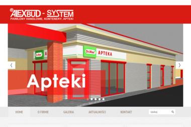 ALEXBUD-SYSTEM sp.z o.o. - Wykonanie Konstrukcji Stalowej Ozorków