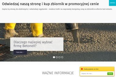 BETONEX SP. Z O.O. - Styropian BIELSKO BIAŁA