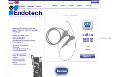 ENDOTECH - Serwis urządzeń Marki