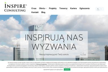 INSPIRE CONSULTING Sp. z o.o. - Biznes Plan Sklepu Internetowego Olsztyn