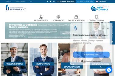 Kancelaria Prawna-Inkaso WEC S.A. - Skup Długów Łódź