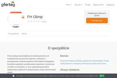 FH Olimp - Pompy ciepła Koszalin