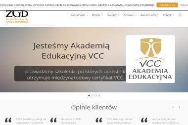 Zachodniopomorska Grupa Doradcza Sp. z o. o. - Kredyt dla firm Szczecin