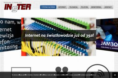 INSTER - Internet Biała Podlaska