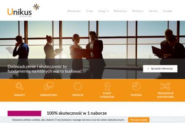 Unikus Sp. z o.o. - Firma audytorska Szczecin