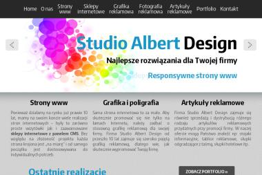 Studio Albert Design - Oprogramowanie Sklepu Internetowego Legionowo