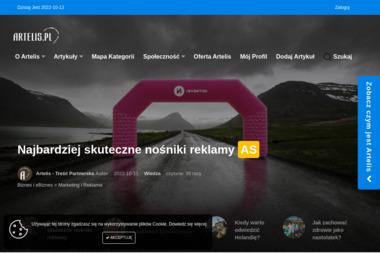 Dromart Krzysztof P. Kina - Internet Szczecin