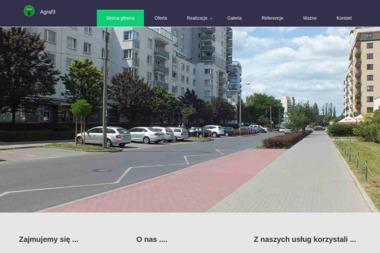 Agraf 3 - Budowa dróg Warszawa