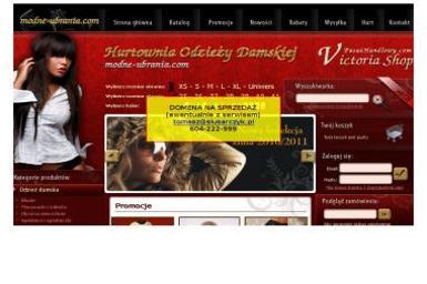 Victoria Shop Sp. z o.o. - Odzież robocza Warszawa