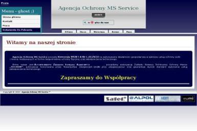 AGENCJA OCHRONY MS SERVICE Mariusz Sowa - Monitoring Gliwice