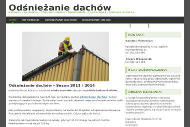 Odsniez.eu - Praca na Wysokości Sosnowiec
