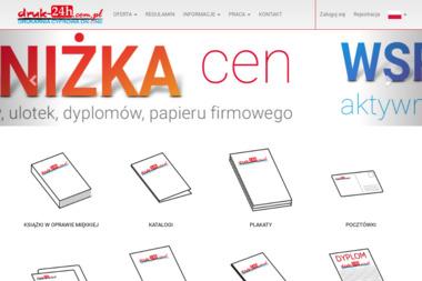 Partner Poligrafia - Naklejki Białystok