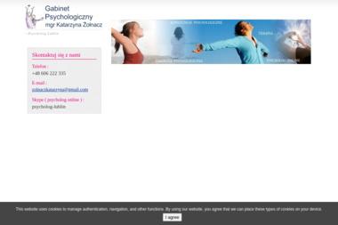 Gabinet Psychologiczny Katarzyna Żołnacz Psycholog Lublin - Psycholog Lublin