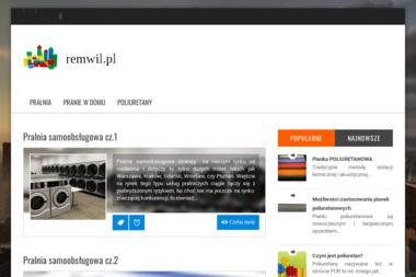 """Przedsiębiorstwo Inwestycyjno-Remontowe """"RemWil"""" Sp. z o.o. - Konstrukcje Stalowe Włocławek"""