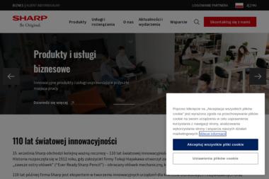 SHARP Electronics (Europe) GMBH Sp.z o.o. Oddzial w Polsce - Kserokopiarki Warszawa