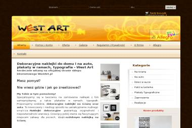WestArt - Wyposażenie kuchni Namysłów