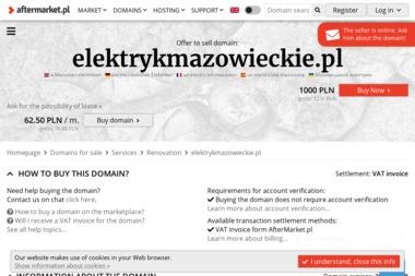 Budownictwo Usługi Handel - Elektryk Czosnów