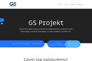 GS Projekt - Naklejki na Ścianę Frysztak