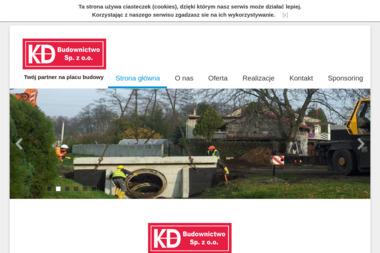 K+D BUDOWNICTWO Sp. z o.o. - Układanie Kostki Brukowej Kędzierzyn-Koźle