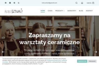 Koło Sztuki, sklep internetowy - Domy Szkieletowe Pod Klucz Sienkiewicza 24