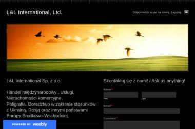 L&L international - Opakowania Lublin