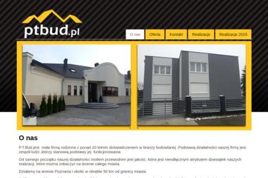 P.T.Bud Kazimierz Małecki - Docieplenia Budynków Komorniki