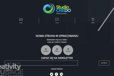 CREDO Tomasz Kondziałka - Projektowanie Stron WWW Mysłowice