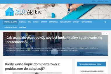 Deco-Arte - Materiały wykończeniowe Busko-Zdrój
