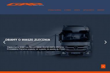 FHU GAP - Transport międzynarodowy Iława