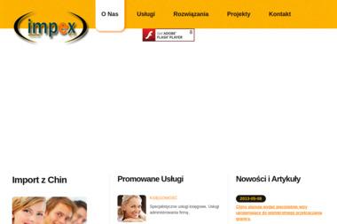 Impex LTD - Headquarter Poland - Stal zbrojeniowa Katowice