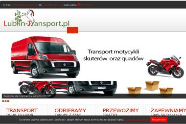 Usługi Transportowe Andrzej Kozłowski - Przeprowadzki Lublin